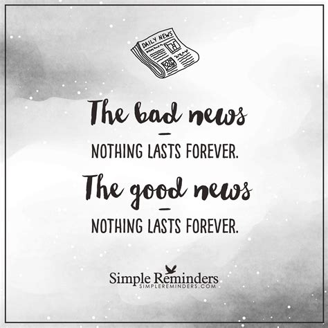 bad news the bad books books the bad news nothing lasts forever the news