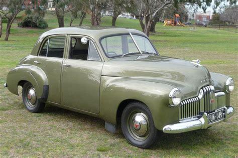 Holden 48 215 FX Sedan Auctions   Lot 27   Shannons