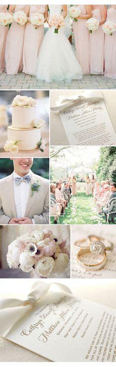 April Wedding Ideas by Color Series 22 Marsala Blush Wedding