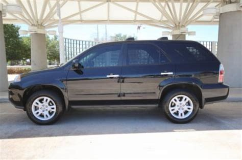 2004 acura mdx for sale by owner acura mdx luxury suv by owner in tx 15000