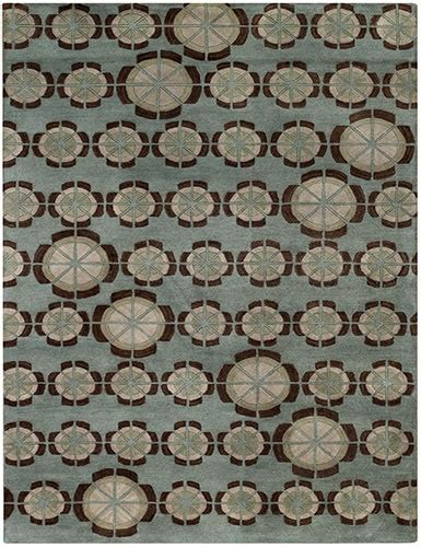circle pattern area rugs teal blue area rug with circle pattern my ideabook