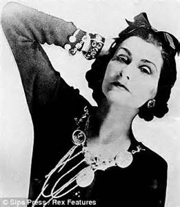 coco chanel biography early life fragrance special sprays for today daily mail online