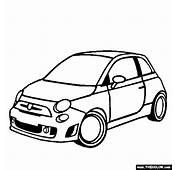 Brabus Smart Car Disegni Da Colorare Di Mezzi Trasporto Pictures To