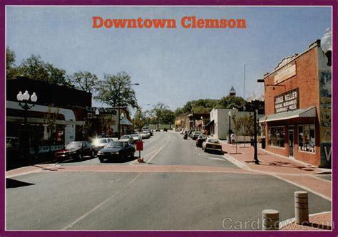 Clemson Post Office Hours by Downtown Clemson Clemson Sc