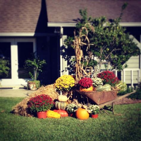 pinterest yard decorations fall yard decorations thanksgiving pinterest
