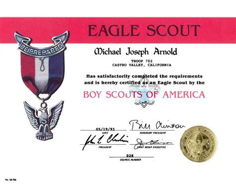 eagle scout recognition certificates memes