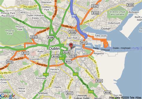 printable map dublin city centre dublin ireland map of city bearsjerseysshop
