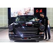 With The Military's Blessing One Chinese Luxury Car Tries