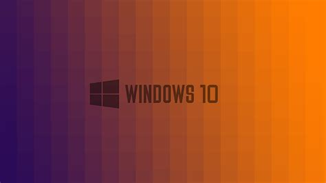 wallpaper for windows 10 1080p windows 10 wallpaper 1080p full hd purple to orange fade