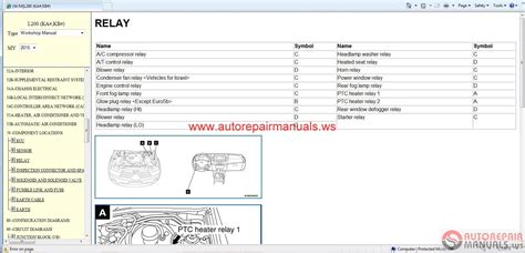 wiring diagram for mitsubishi l200 wiring diagram