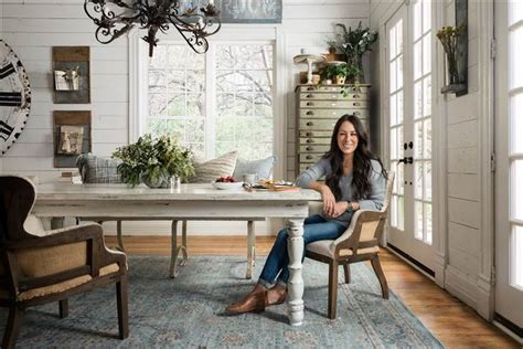 chip and joanna gaines castle heights home fixer s joanna gaines launches rug line for loloi