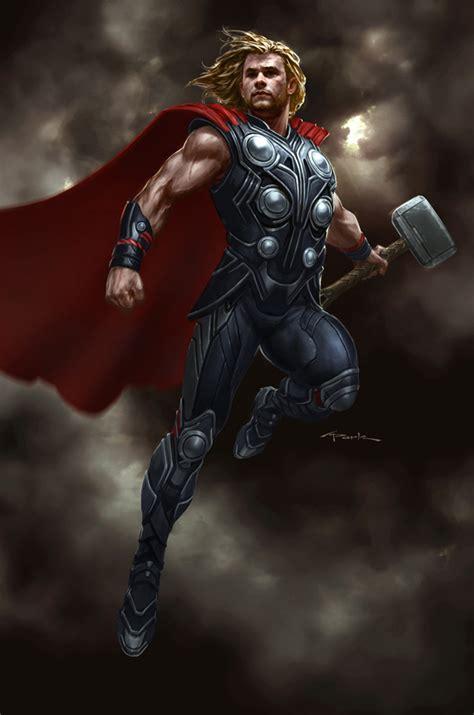 thor s 31 breath taking marvel s the avengers concept art