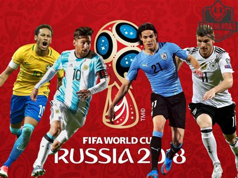 World Cup Top Scorers Who Will Be Top Scorer At The World Cup 2018 Futbolgrad
