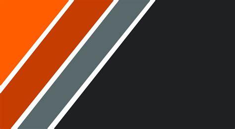 stripes black orange design village of coldwater wallpaper 1197460 village of coldwater