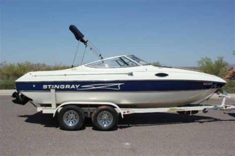 20 Foot Cuddy Cabin Boats For Sale by Boats For Sale By Owner 1999 20 Foot Stingray 200 Cs