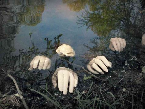 creepy decorations 30 creepy outdoor decorations ideas magment