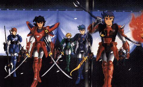Kaos Anime Samurai X Samurai X 6 yoroiden samurai troopers