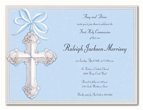 communion invitations templates holy communion invitations communion invitation