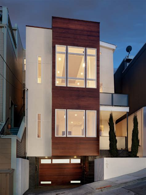 Modern Narrow House Narrow Lot House Ideas Pictures Remodel And Decor