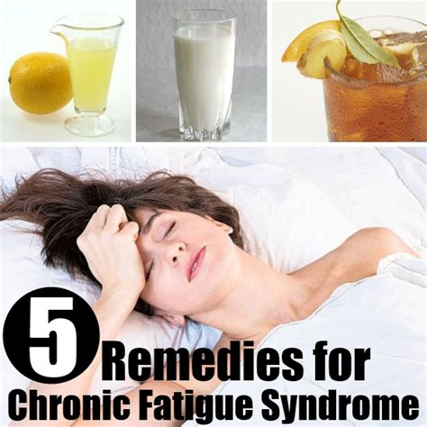 home remedies for chronic fatigue diy home things