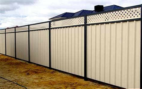 colorbond fencing design ideas  inspired