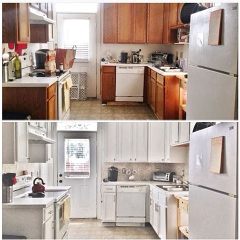 budget kitchen makeovers budget kitchen makeover hometalk decorating ideas