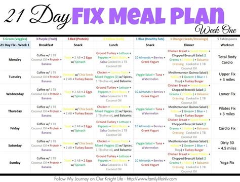 carbohydrates 2000 calorie diet quot 21 day fix meal plan quot quot 21 day fix meal plan week 1 quot quot 21
