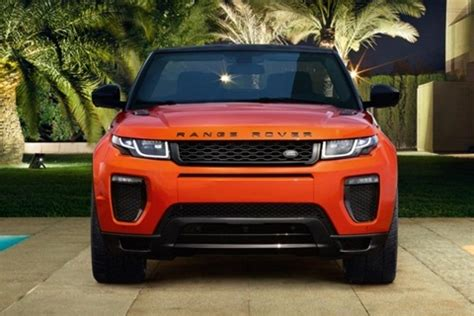 land rover range rover evoque price in india, news