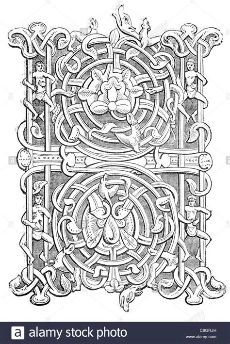 pattern and purpose in insular art anglo saxon ornamental design insular art hiberno saxon