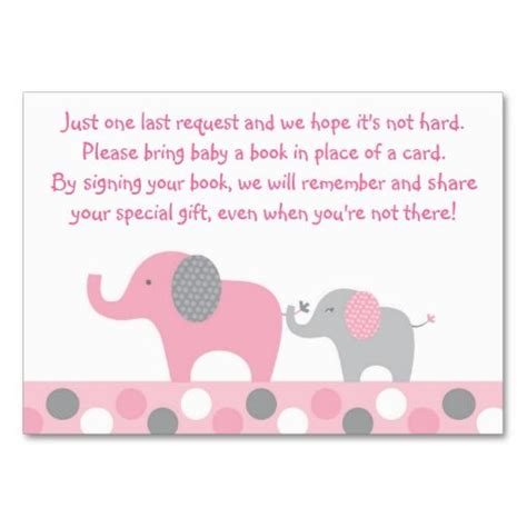 templates for baby books 9 best baby shower book request cards images on pinterest