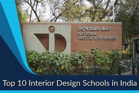 top 10 interior design schools in india top 10 interior design schools in india