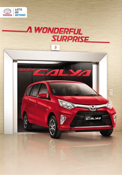 Promo Toyota Calya 2018 brosur toyota calya 2018 harga toyota jogja