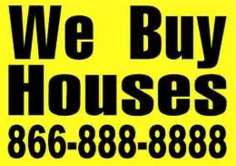 buy house rochester ny hang 5 quot we buy houses quot type bandit signs in rochest