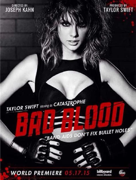 taylor swift billboard music video taylor swift bad blood music video billboard music awards