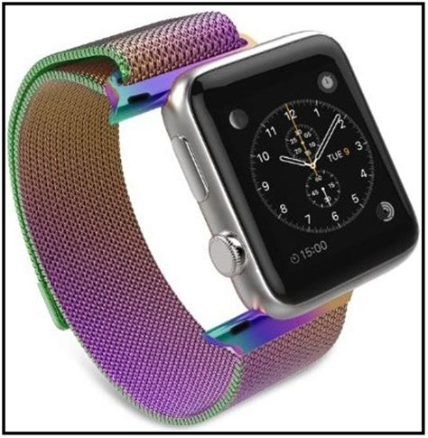 5 best apple watch milanese loop bands third party: recent