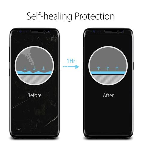 Samsung Galaxy S8 Screen Protector Neo Flex Spigen Casing Cover galaxy s8 screen protector neo flex hd 2 pack spigen inc