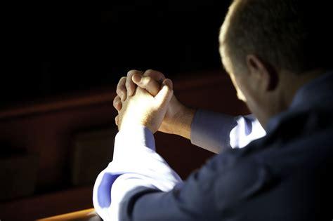 Nice Family Integrated Church #3: ManPraying.jpg