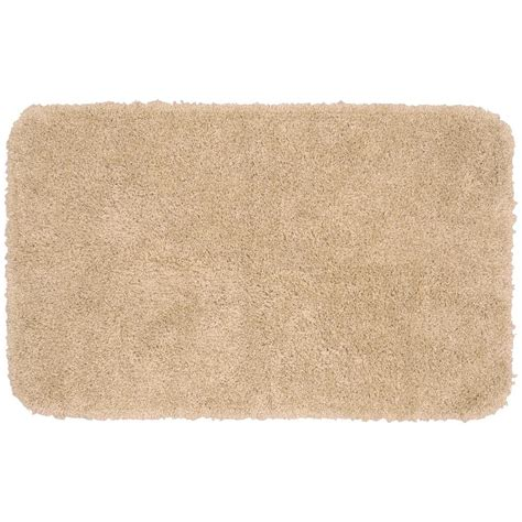 30 X 50 Bath Rug by Garland Rug Serendipity Linen 30 In X 50 In Washable