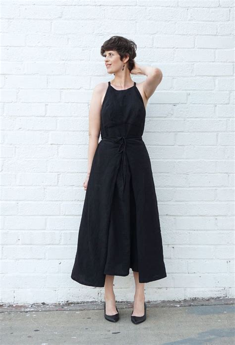 sewing pattern linen dress 17 best ideas about linen dress pattern on pinterest