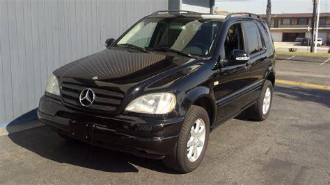 2000 mercedes ml430 black t tak auto service