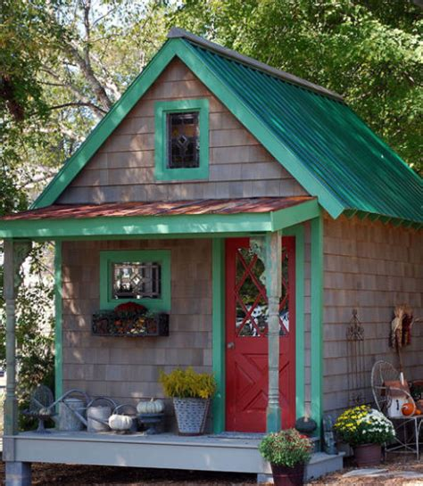 Whimsical Garden Sheds by 9 Whimsical Garden Shed Designs Storage Shed Plans