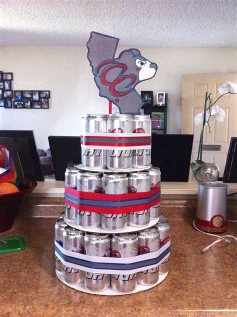 how to drink coors light cali cubs coors light beer cake drinks pinterest