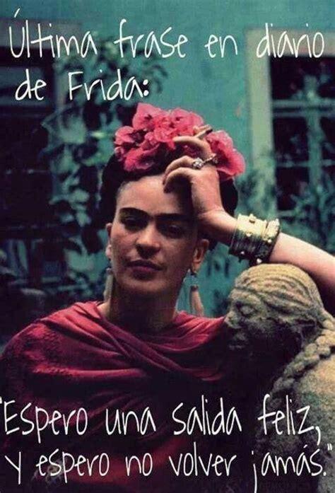 Frida Frases Citas
