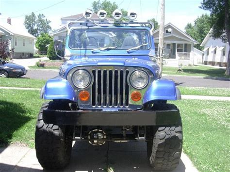 gotmud  jeep cj specs  modification info  cardomain
