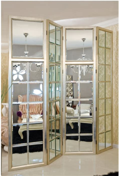 Mirror Room Divider Room Divider Screen Divider Room Divider Screens Loiret