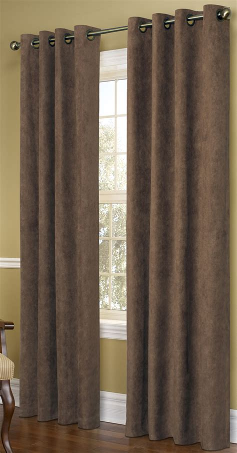 grommet valance curtains garbo grommet top curtain commonwealth view all curtains