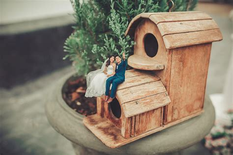 Wedding Miniature by Miniature Photography Snaps