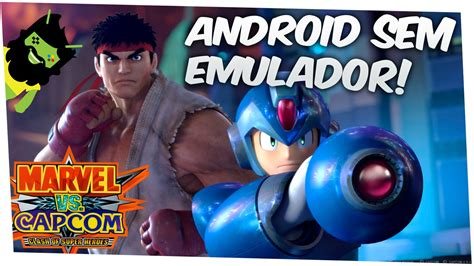 capcom apk letsgodroid apk marvel vs capcom android