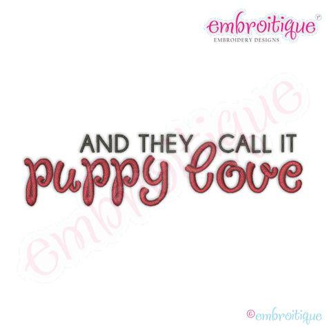 and they called it puppy and they called it puppy animal adanih