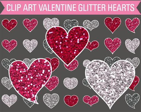 valentines day glitter images 80 sale clipart clip hearts clipart